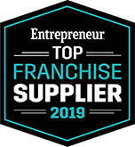 Entrepreneur Top Franchise Supplier 2019